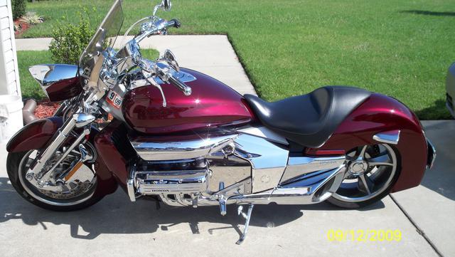 2004 Honda Rune 1800