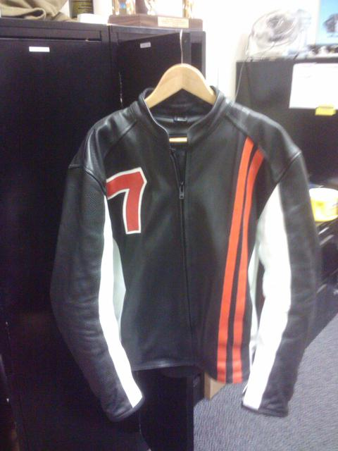 Jacket(xxl) $100 Front