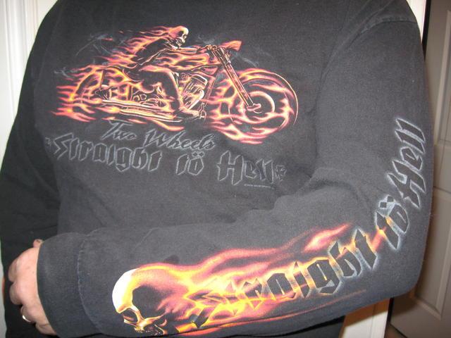Best Biker T-shirt