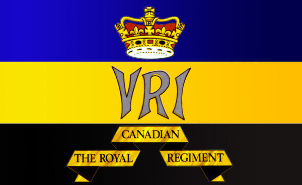 The Royal Canadian Regiment