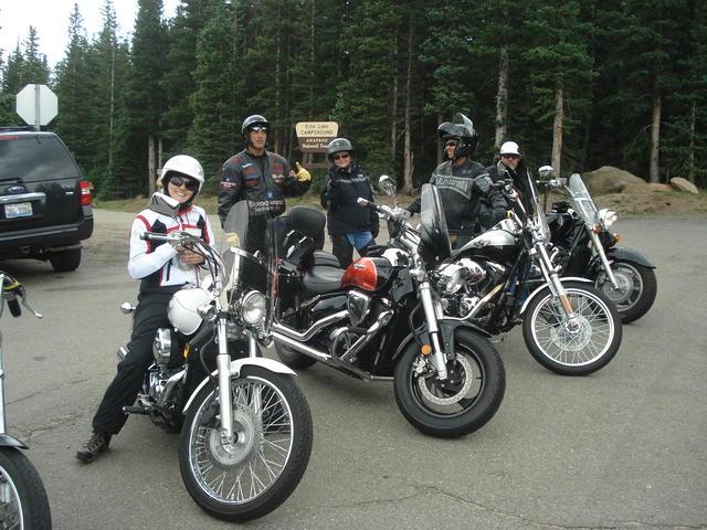 Mt. Evans Ride