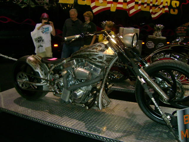 Easy Rider Bike Show Knoxville
