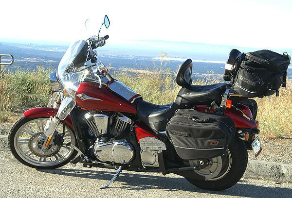 2007 Vulcan 900 Custom