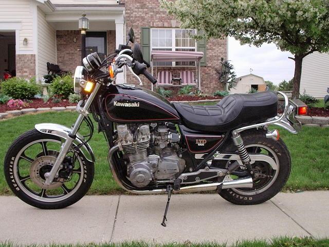 1982 Kawasaki KZ1000 LTD | Cruiser Community