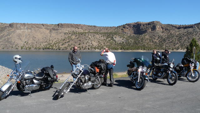 Prineville Reservoir ride 9/20/09