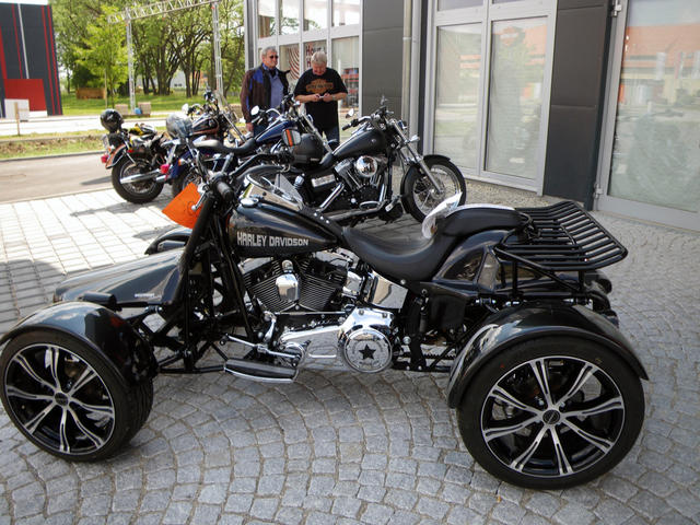 harley 4 wheeler | cruiser community
