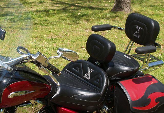 Ultimate Motorcycle Seats >> Vtx 1800r Ultimate X Seat Cruiser Community